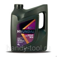 Hyundai Gasoline Ultra Protection 5w30 (4л)