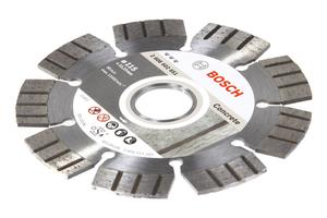 Круг алмазный Bosch Best for concrete 150x22 сегмент (2.608.602.653)